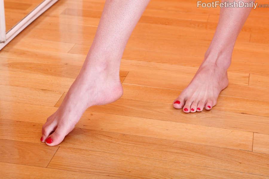 Rilee Marks Feet