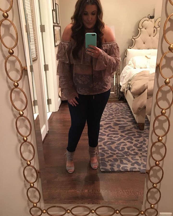 Caroline Kraddick Feet