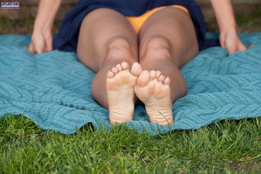 Cassidy Klein Feet