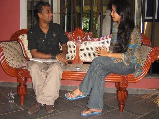 Pooja Umashankar Feet