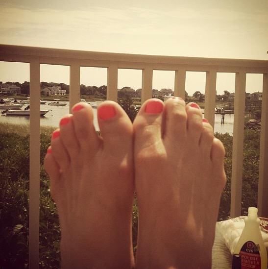 Paula Meronek Feet