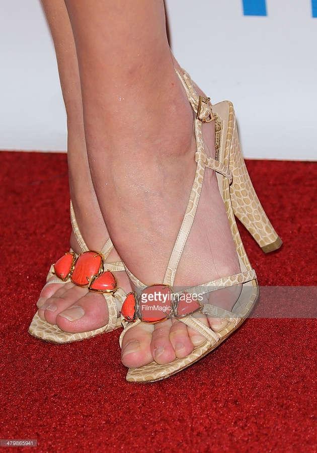 Clark Gilmer Feet