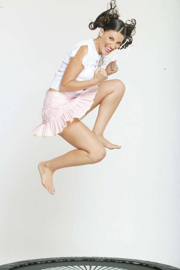 Ioana Ginghina Feet