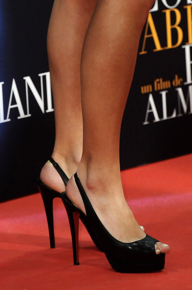 Monica Cruz Feet