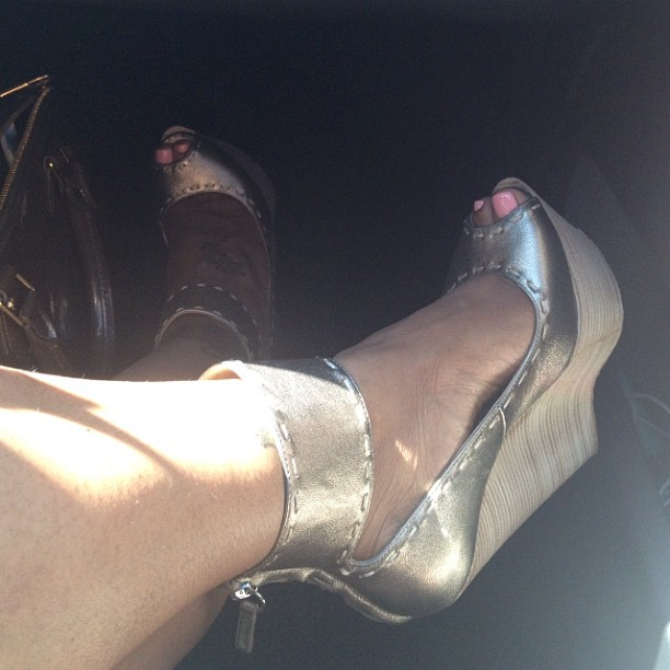 Antonia Carter Feet
