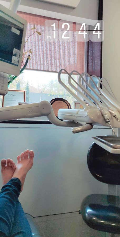 Sonali Thakker Feet