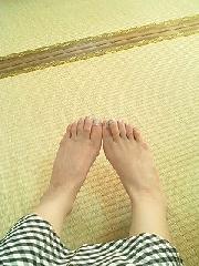 Yui Horie Feet