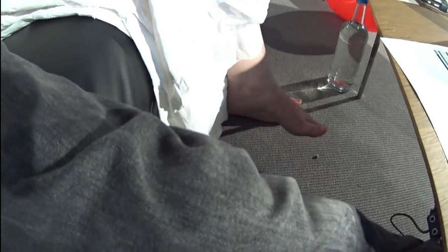 Anne Wernicke Feet