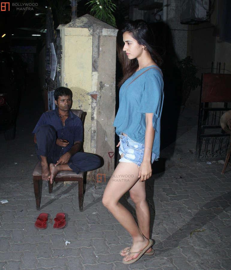 Disha Patani Feet