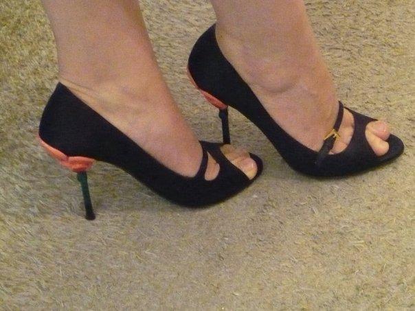 Juliette Binoche Feet