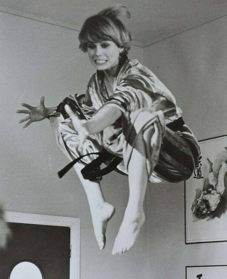 Joanna Lumley Feet