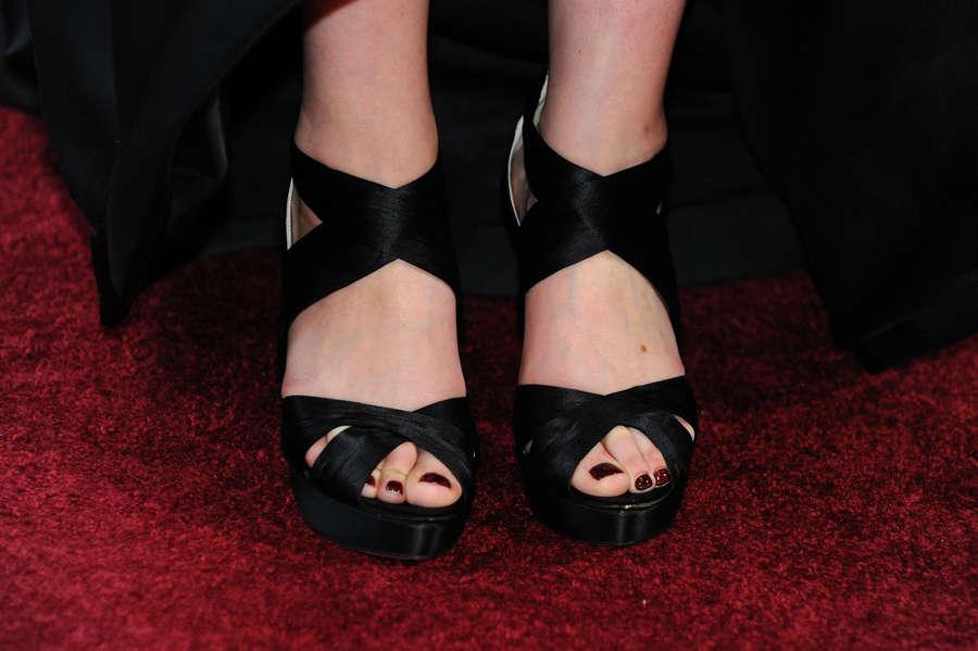 Carey Mulligan Feet