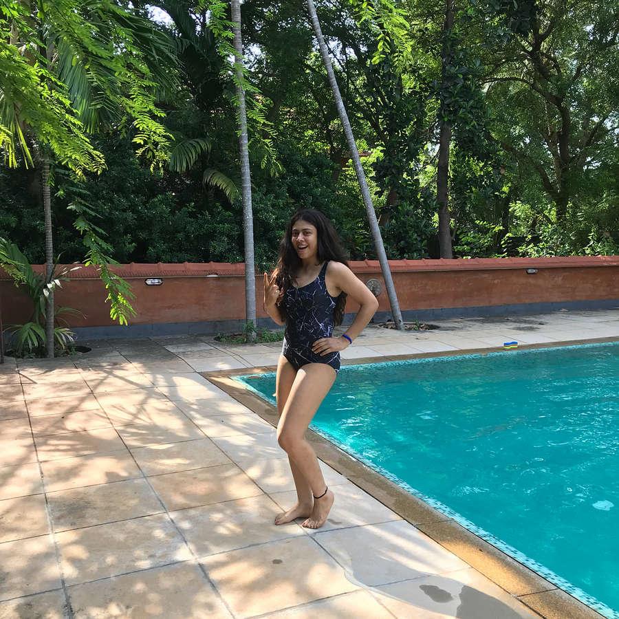 Anurita Jha Feet