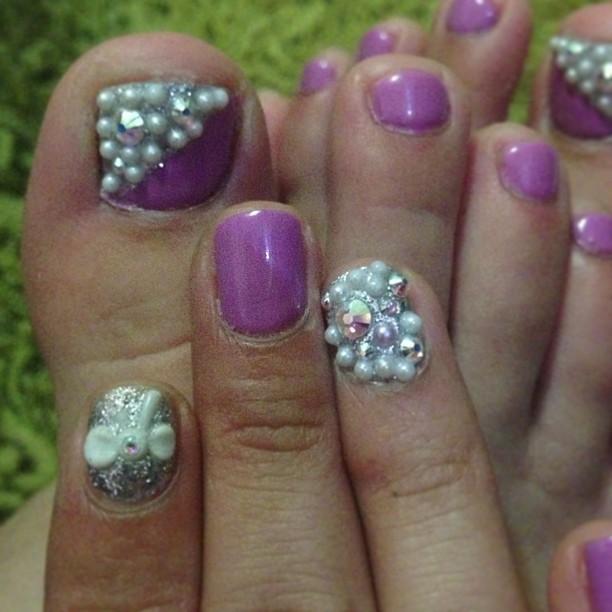 Arely Tellez Feet