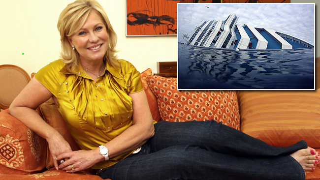 Kerri Anne Kennerley Feet