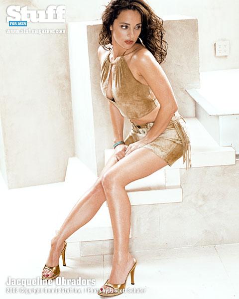Jacqueline Obradors Feet