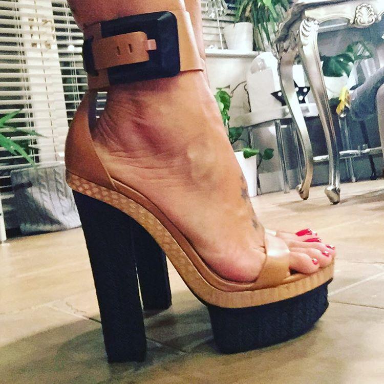Jodie Marsh Feet