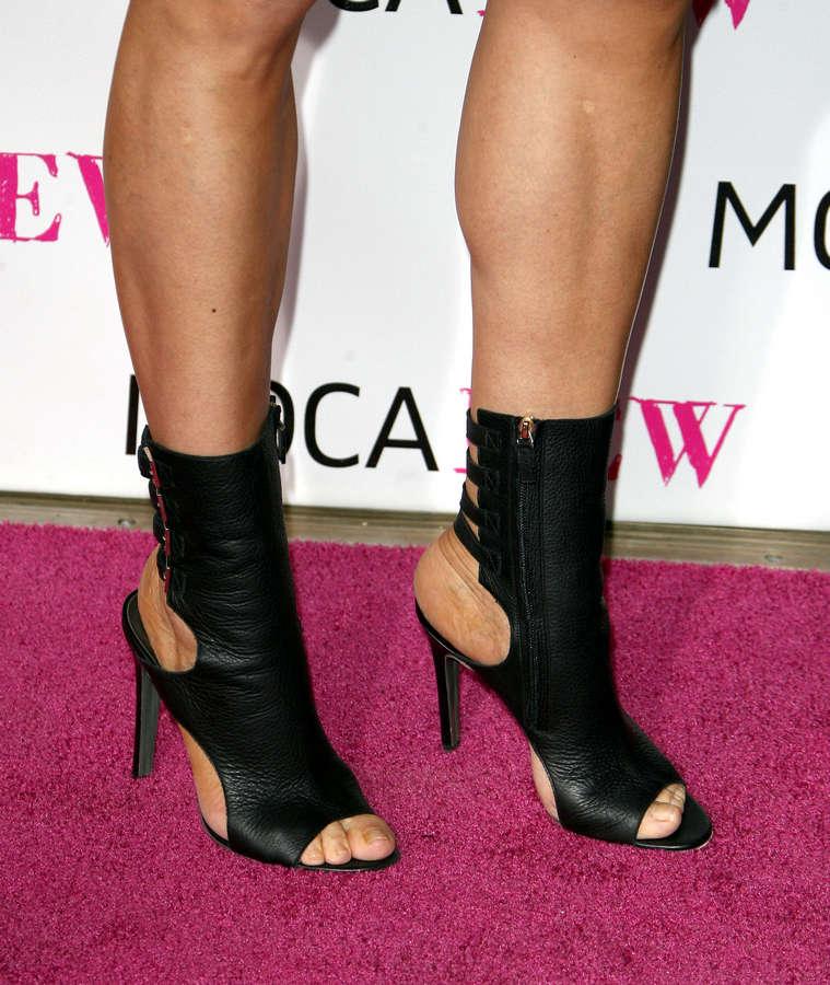 Kelly Lynch Feet
