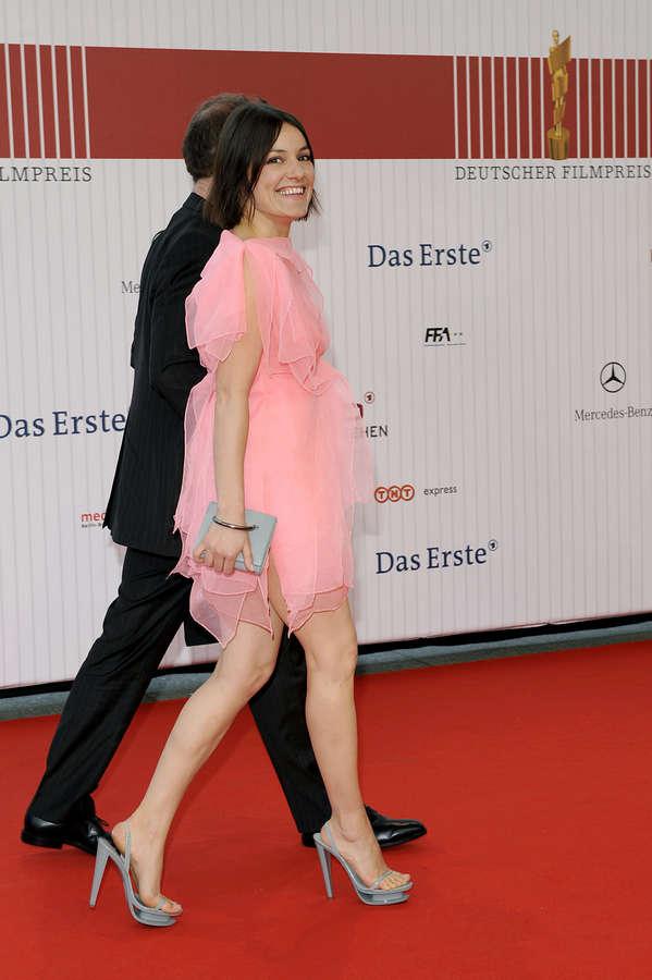 Nicolette Krebitz Feet