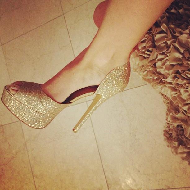 Vanessa Dubasso Feet