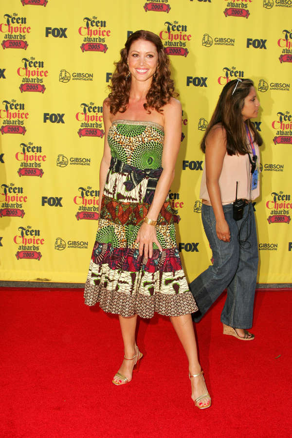 Shannon Elizabeth Feet