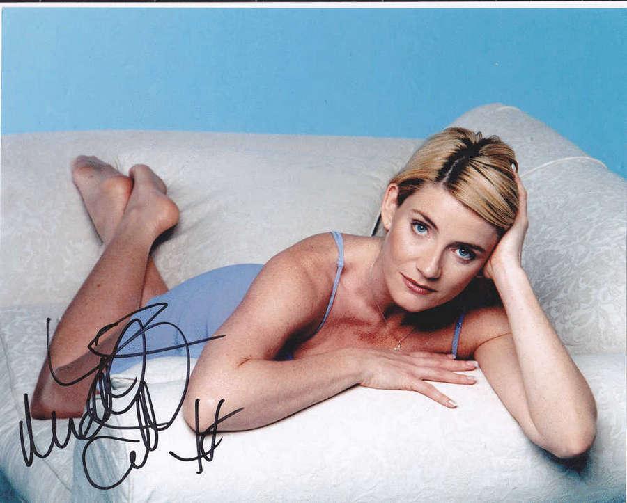 Michelle Collins Feet