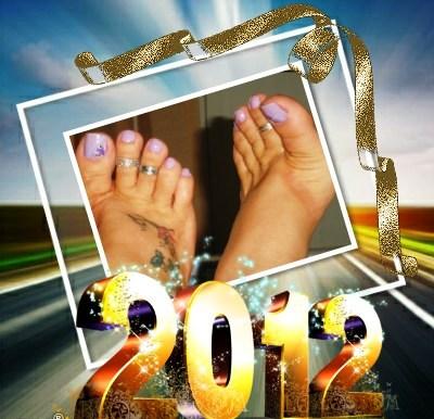 Maria Mendoza Feet