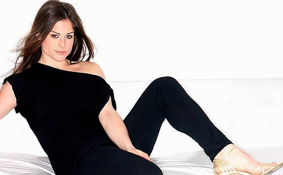 Adrienne LaValley Feet