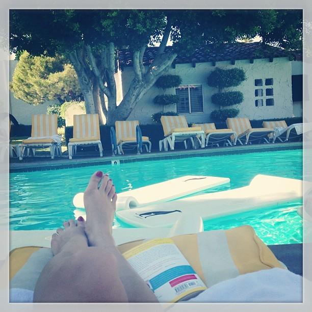 Anna Khaja Feet
