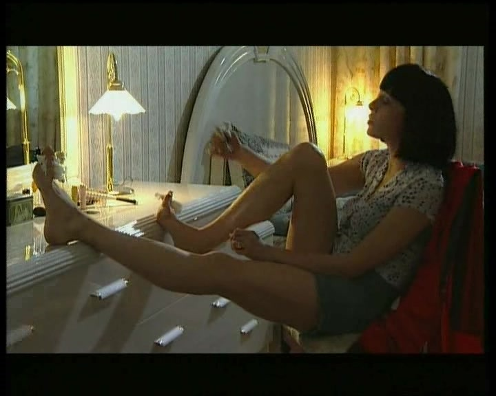 Kseniya Rappoport Feet