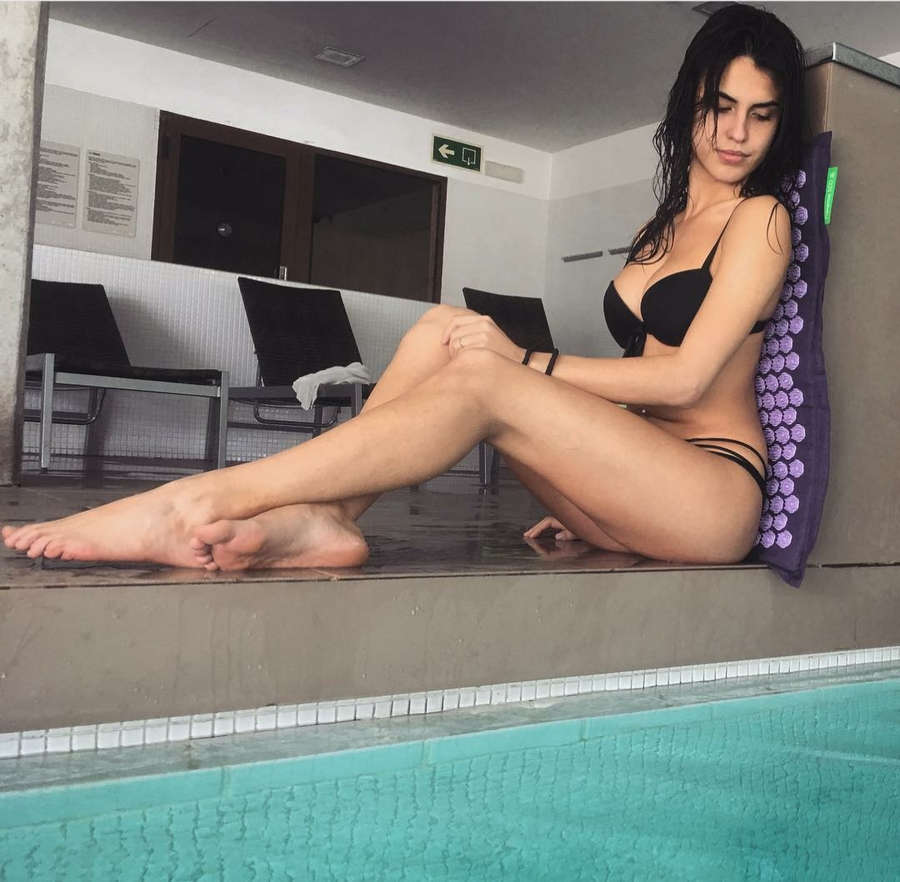 Sofia Suescun Feet