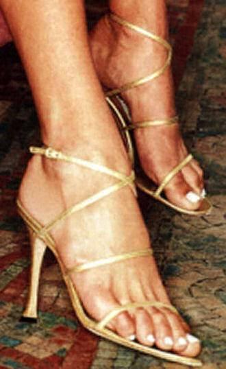Kristy Hinze Feet