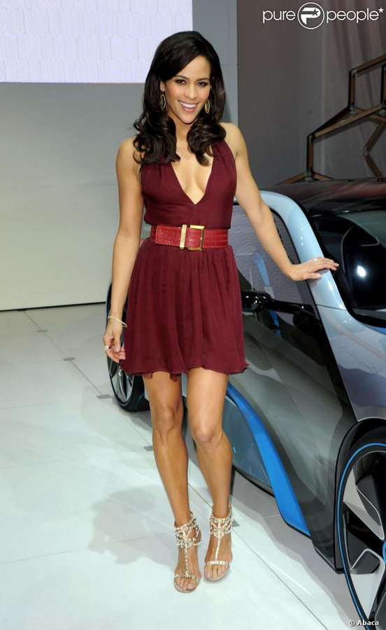 Paula Patton Feet
