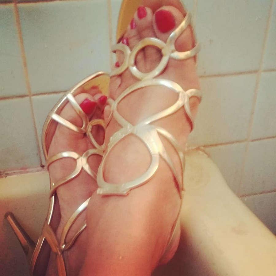 Rajee Narinesingh Feet