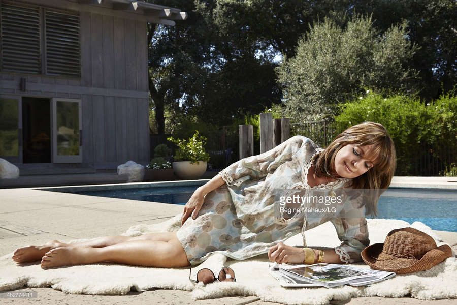 Linda Gray Feet