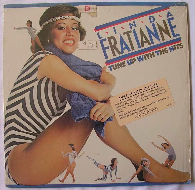 Linda Fratianne Feet
