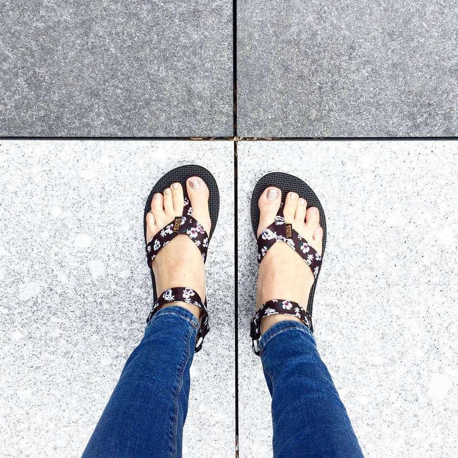 Bianca ONeill Feet