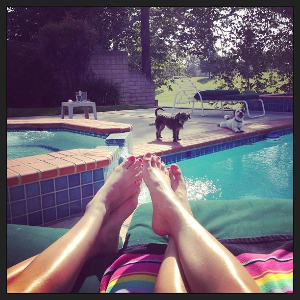 Nikki SooHoo Feet