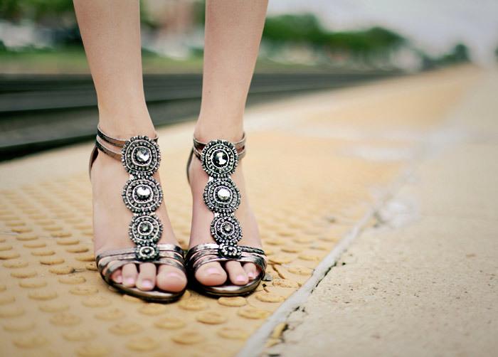 Carly Cristman Feet