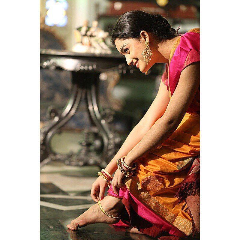 Tridha Choudhury Feet