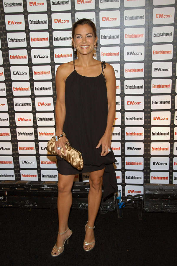 Rebecca Budig Feet