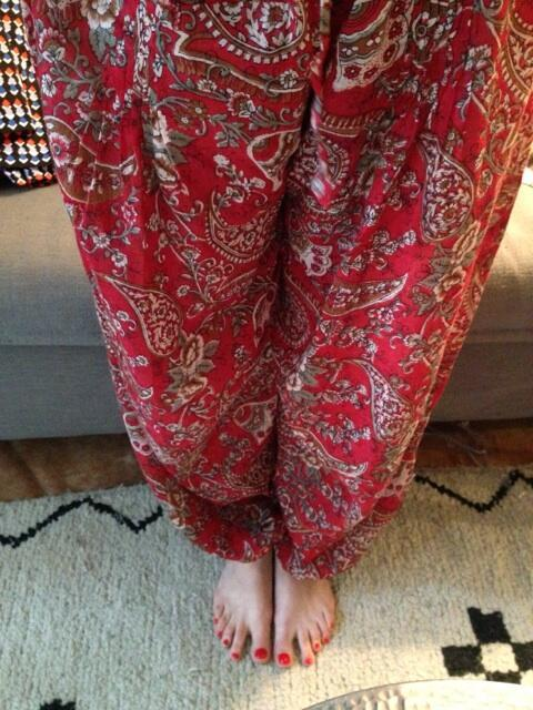 Erica Domesek Feet