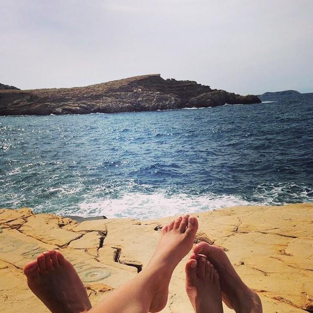 Mawi Duran Feet