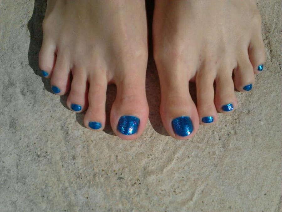 Jen Wilke Feet