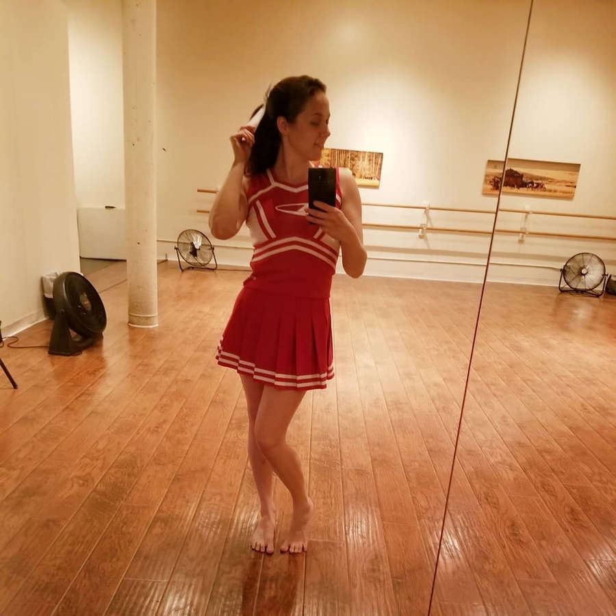 Barbara Beall Feet