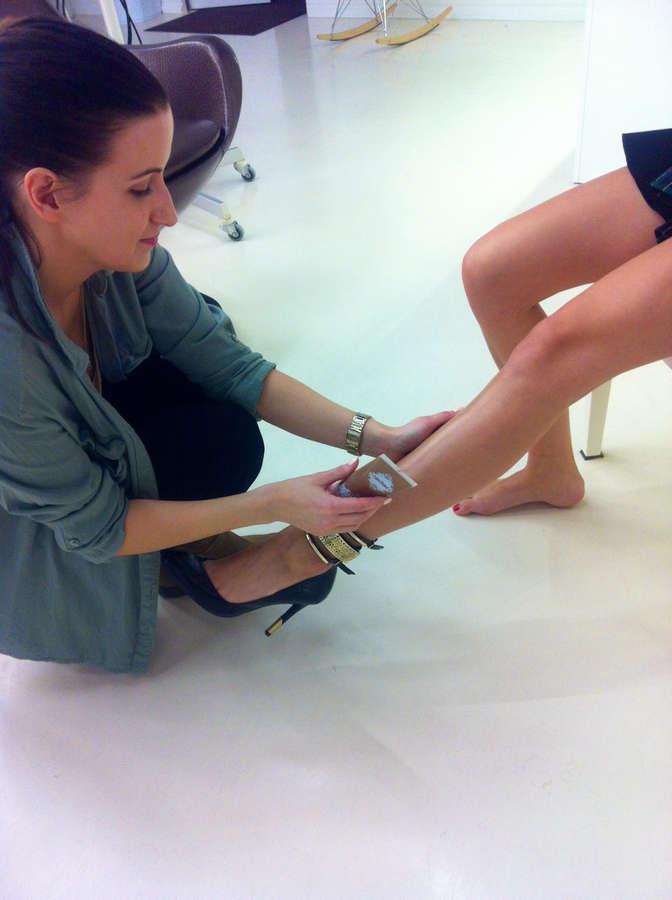 Natalia Klimas Feet