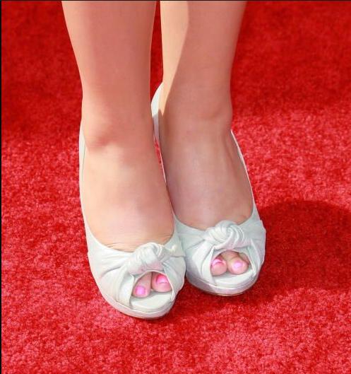 Hayley Hasselhoff Feet