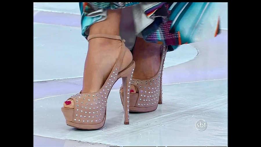 Patricia Abravanel Feet