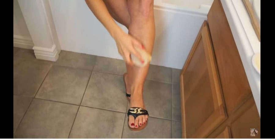 Michelle Money Feet