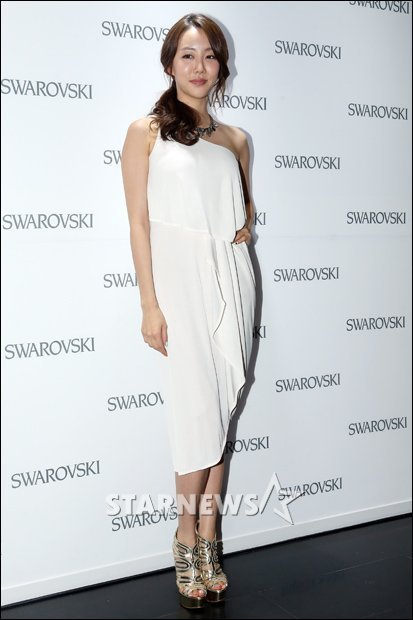 Sung Hye Lee Feet